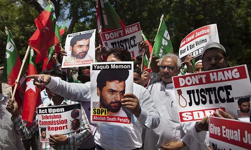 Mumbai bomb plotter Yakub Memon hanged: Indian media
