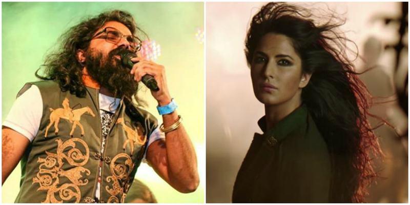 Asrar's first song for Bollywood is Phantom's 'Afghan Jalebi', starring a smoking hot Katrina Kaif — Asrar's photo by Ali Hajeeyani