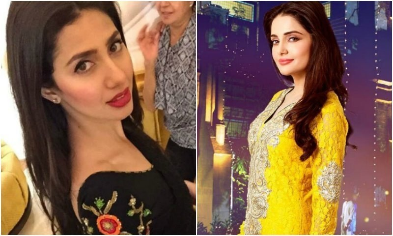Bin Roye is Mahira Khan's movie and the styling says it all.