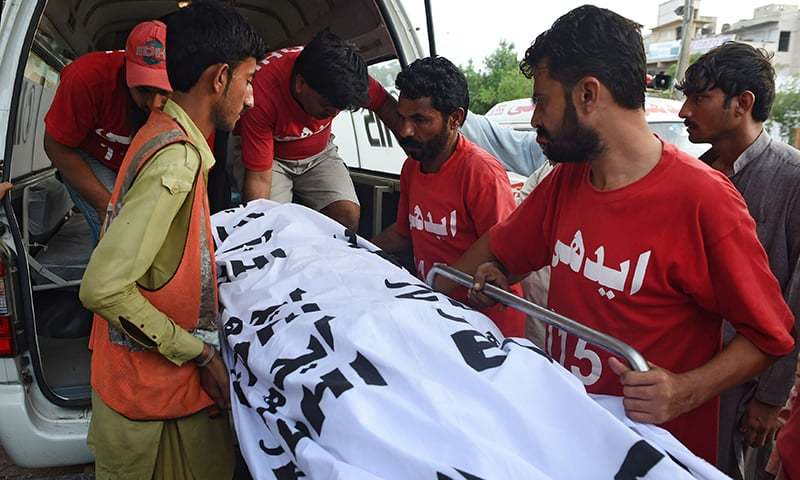Image result for dead body repatriation in Pakistan