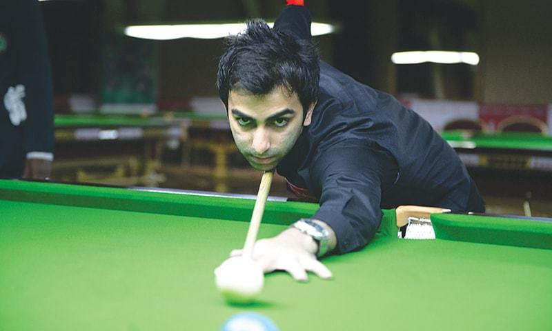 pankaj advani amateur snooker champion