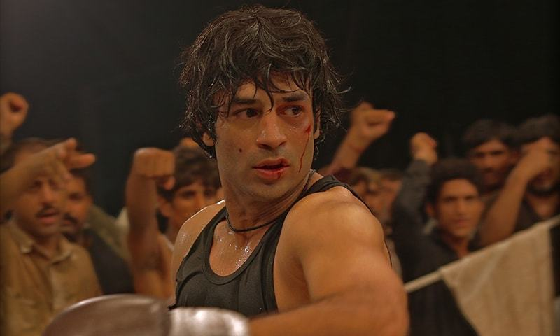Based on Pakistani boxer Syed Hussain Shah's life, Shah promises to pack a punch on August 14. Watch its trailer below!