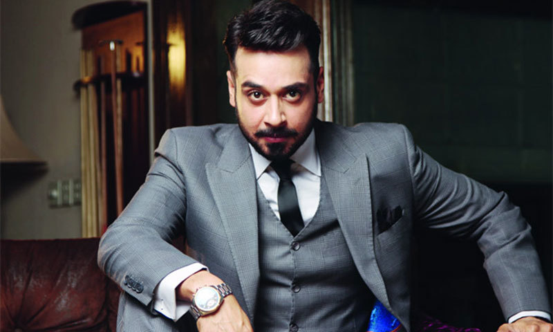Faysal Qureshi as Bashar Momin.- Photo Courtesy 'Bashar Momin' official Facebook page