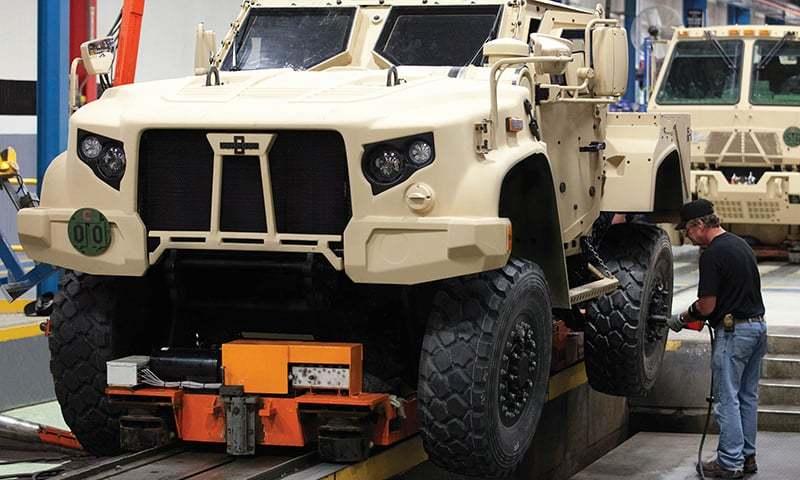 After Humvee, US Army to unleash latest beast - World - DAWN COM