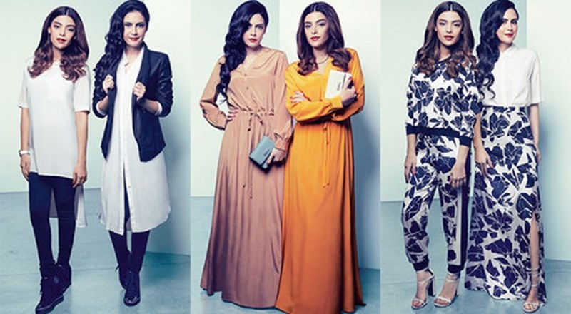 89a3243e587 Muslim fashion  DKNY makes a statement with Ramazan collection ...