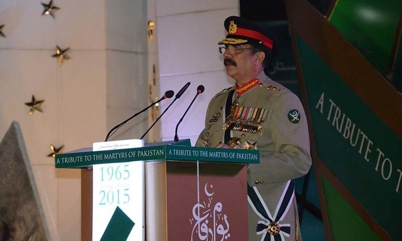 Army fully able to tackle small, large scale war: Gen Raheel