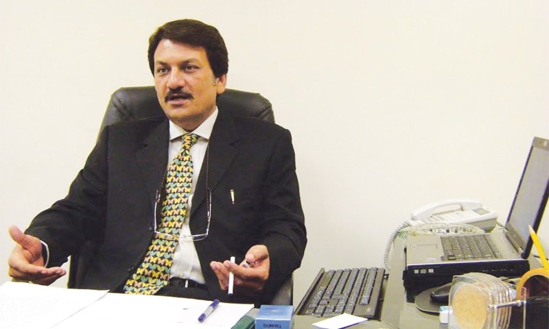 """Al-GHAZI Tractors Ltd CEO Shahid Hussain says """"you cannot expect landless farmers and smallholders, who form almost 95pc of the people involved in agriculture, to purchase tractors and other agriculture equipment without help from the government. They do not have the capacity for that""""."""