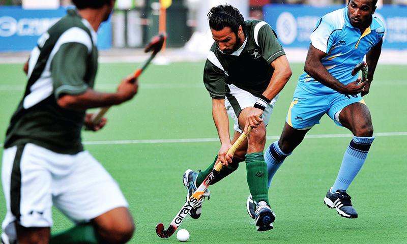 pakistan pakistani hockey sports games team sportsmen pk player league sport asian india south victory were pro pirzada riaz facilities