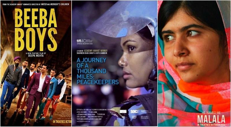 Three films help Pakistan make its mark at the Toronto International Film Festival (TIFF) this year — Publicity photos