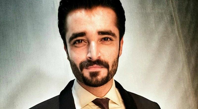 Opinionated, controversial Hamza Ali Abbasi goes where no actor has gone before — Photo courtesy Hamza Ali Abbasi's Facebook page