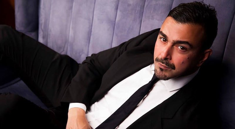 Shaan Shahid. — Photo Courtesy: Shaan Shahid's Official Facebook Page