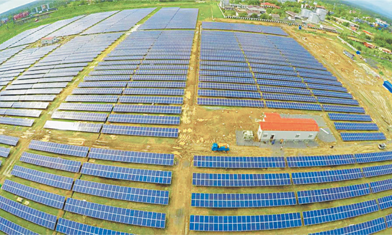 India S Solar Power Generation Plan Hits A Snag