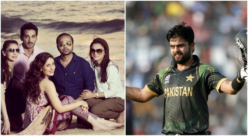 Who Could Have Thought That Kareena Kapoor And Ahmed Shehzad Would Something In Common