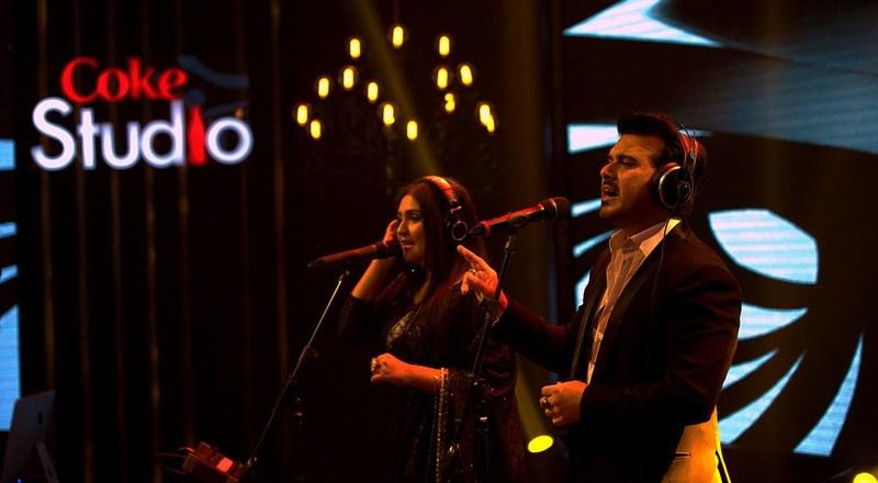 Ali Haider and Sara Raza. — Publicity photo