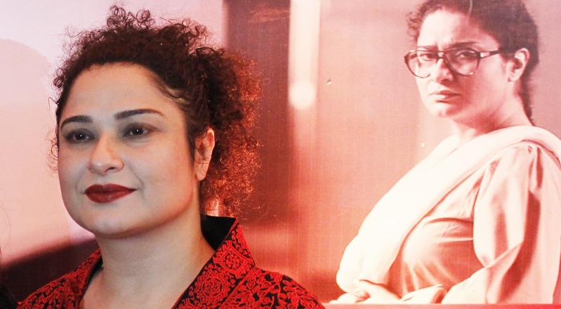 Sania Saeed played Begum Manto to perfection, said daughter Nuzhat Manto — Publicity photo