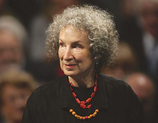 Margaret Atwood - AP
