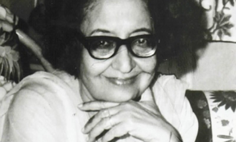 The famous author of 'Aag ka Darya' had penned the novel in Pakistan, but eventually returned to India.