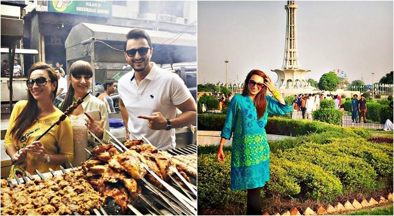 The laid-back and bubbly hosts, VJ Anoushey and VJ Shahzad take us all over the country!