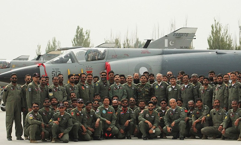 Pak-China joint air exercise concludes - Pakistan - DAWN.COM