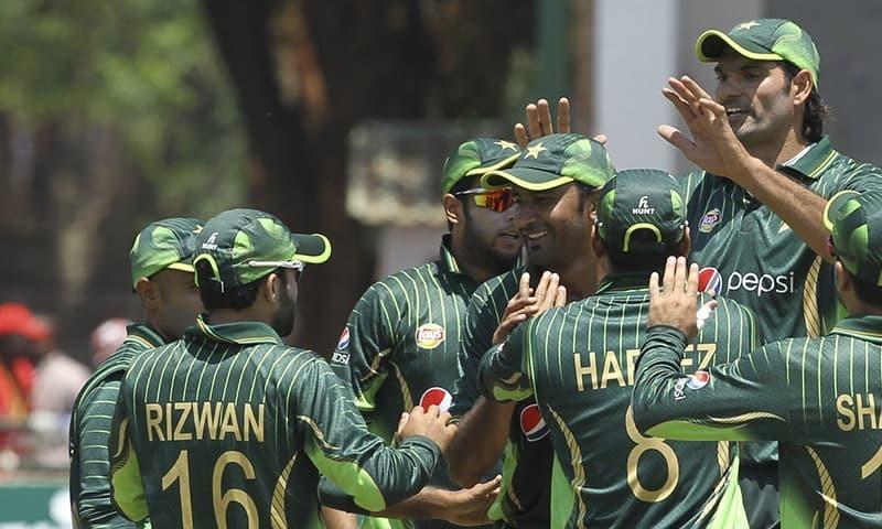 پاکستانی ٹیم کی ایک اور فتح