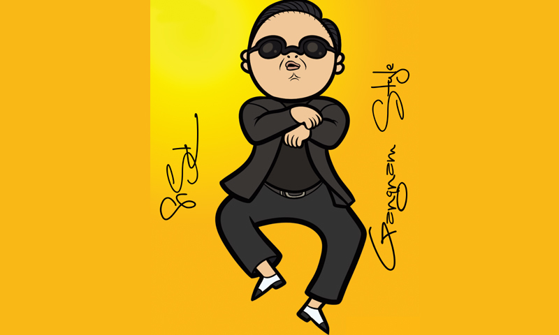 What's your Gangnam Style? - Aurora