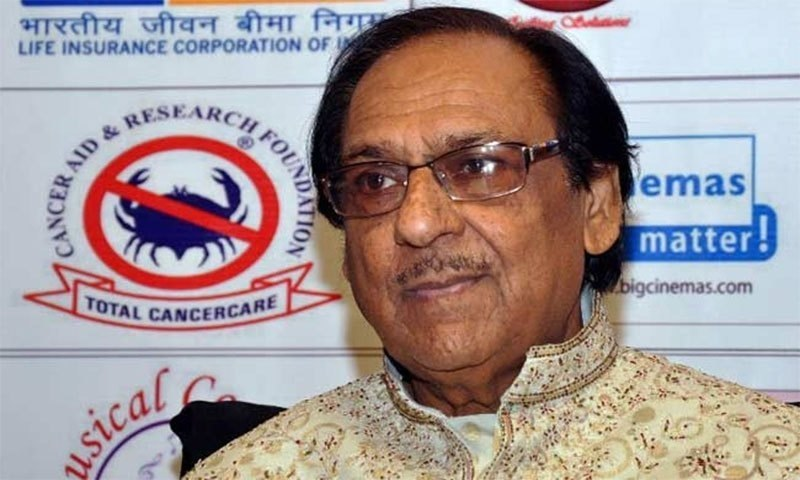 Ghazal legend Ghulam Ali's concert in Mumbai is called off despite CM Devendra's assurance to provide full protection.—AFP/File