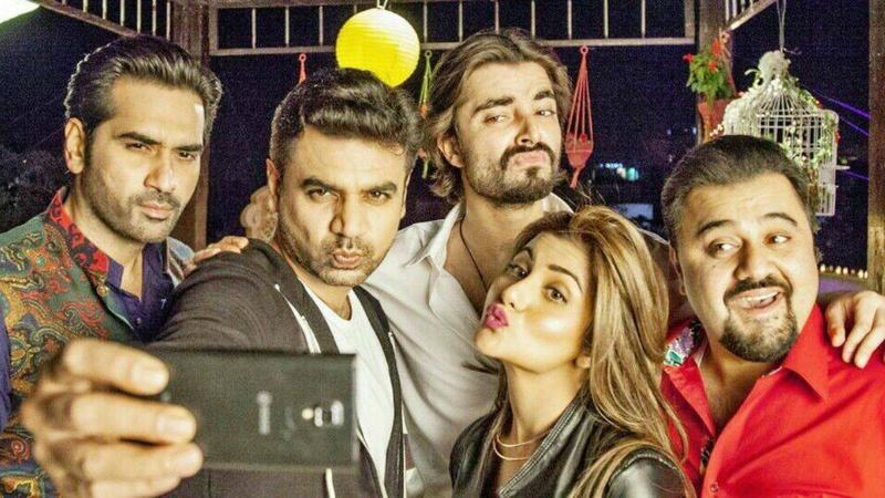 JPNA's misogyny does not build a narrative. Nor does it make the male cast interesting. It's just there because it's so normalised. —Publicity photo