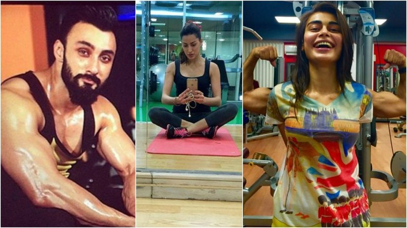 This is how our celebs stay fit!
