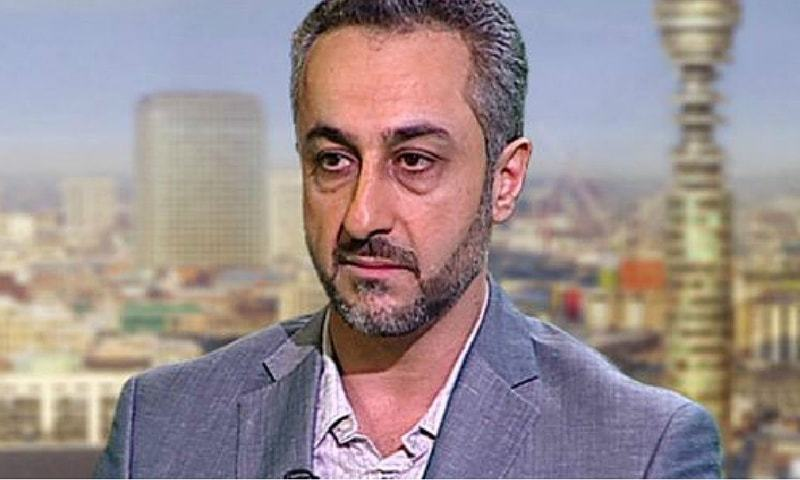 Hyrbyair Marri says he has no affiliation with the proscribed Balochistan Liberation Army. —Photo Courtesy: BBC Urdu