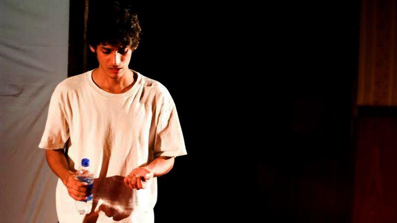 Hadi Bin Arshad as Gulzaar. — Photo by Mariam Mirza