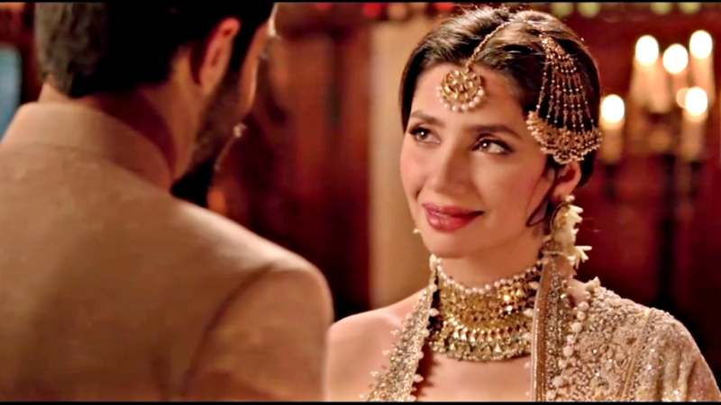 Ho Mann Jahaan shows Mahira go from band vocalist to bride - Screengrab