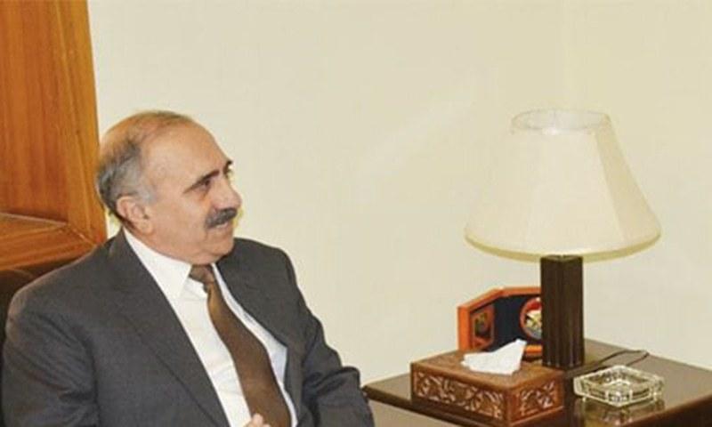 Defence secretary leaves for Turkey - Pakistan - DAWN COM