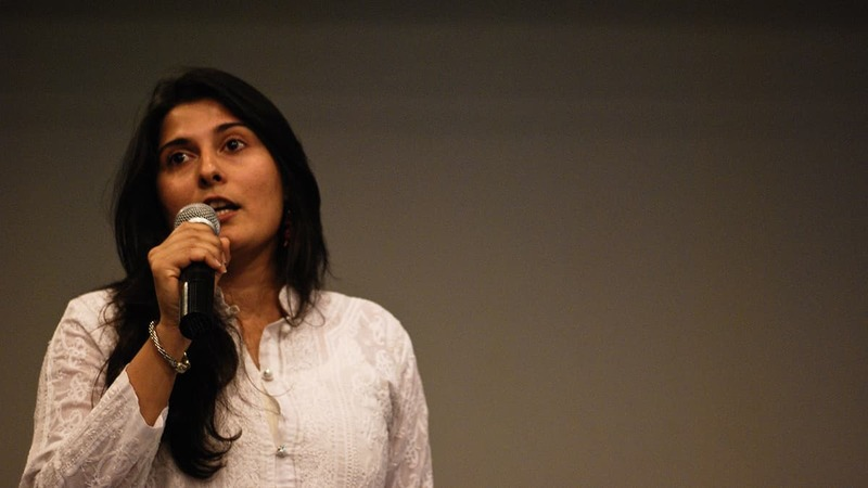 Sharmeen Obaid Chinoy — Photo courtesy: SOC's official website