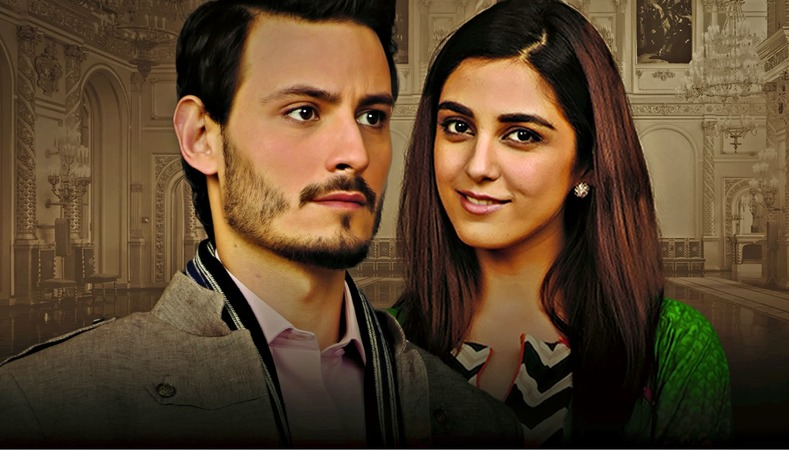 Image result for maya ali and osman khalid butt in diyar e dil
