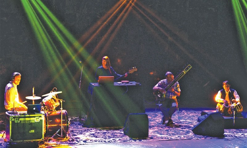 German music adds to Karachi's cultural vibrancy - Newspaper - DAWN COM