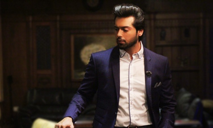 The actor gets candid about his views on item numbers and Botox and the prospect of working in Bollywood —Photo courtesy: www.arydigital.tv