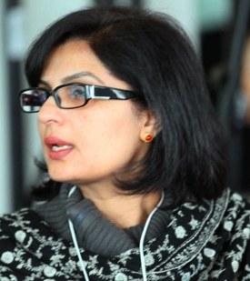 Dr Sania Nishtar – Photo courtesy Heartlife