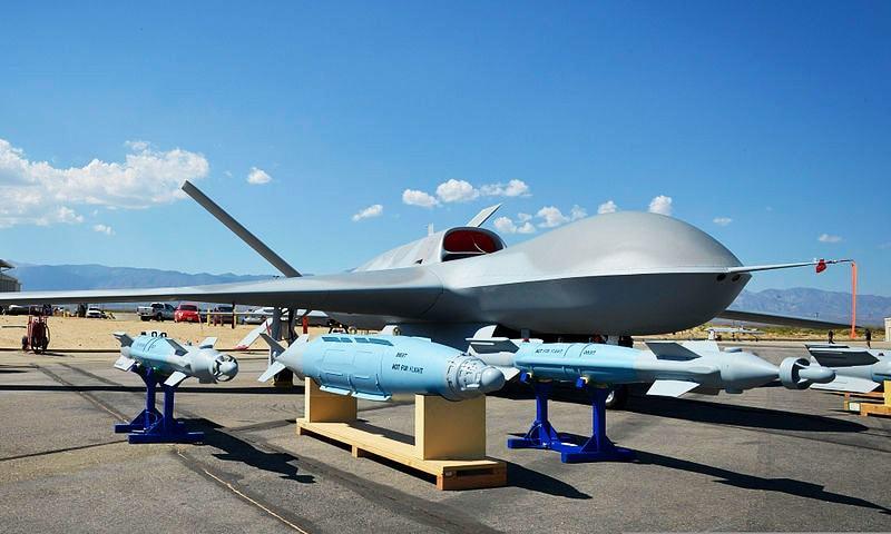 India Seeks Predator Drones From US