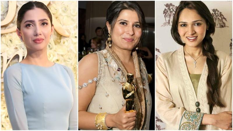 Women like Mahira Khan, Sharmeen Obaid-Chinoy and Sania Maskatiya are laying bold strokes on the image of a progressive Pakistan