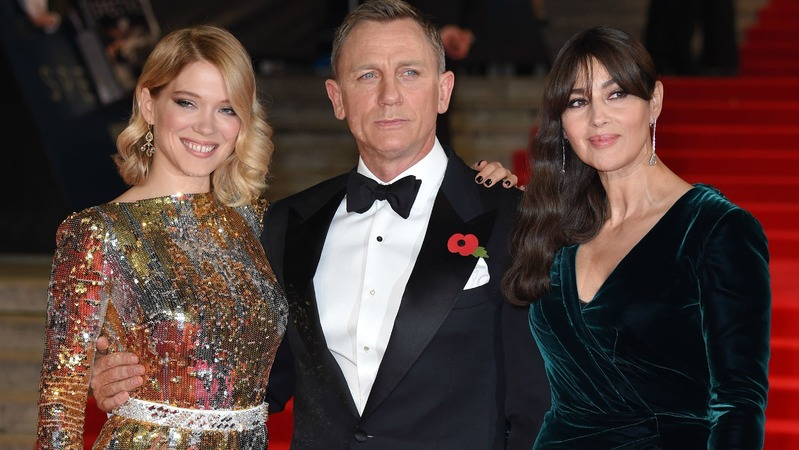 """We have reduced them,"" CBFC head Pahlaj Nihalani said, referring to separate kissing scenes between Daniel Craig, who plays Bond, and his co-stars Monica Bellucci and Lea Seydoux. — Reuters/File"