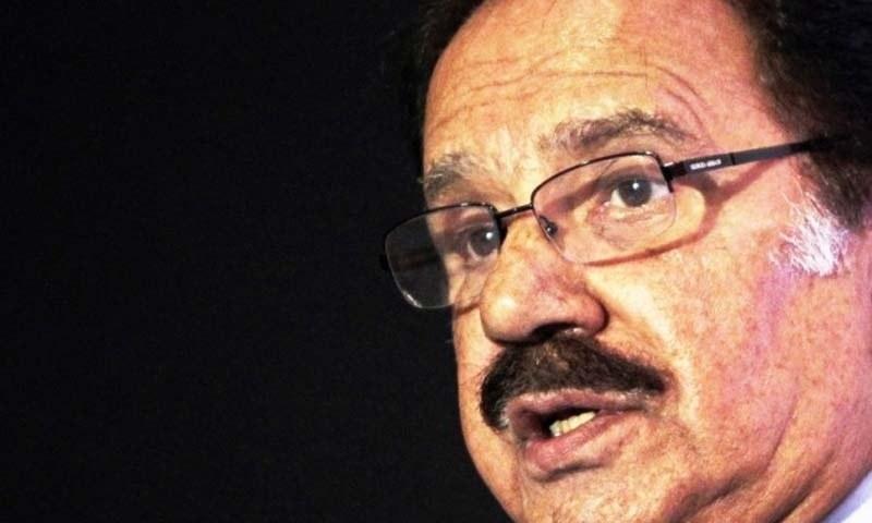 Amin Fahim was diagnosed with blood cancer and had been in a critical condition for some time.—Reuters/File