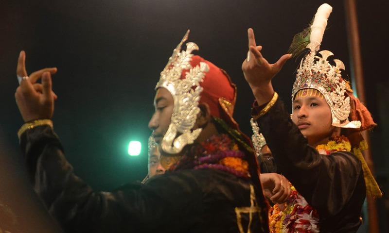 نیپال کا کارتک رقص