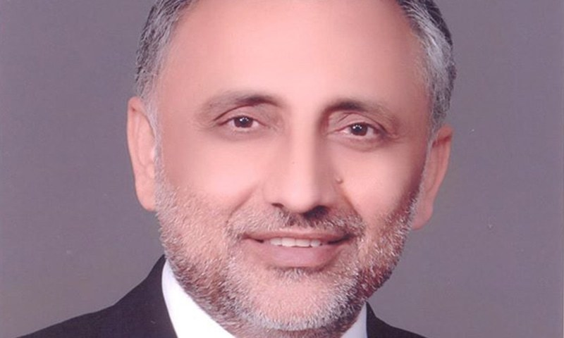Barrister Zafarullah Khan is given the charge of the ministry.—Barrister Zafarullah facebook page