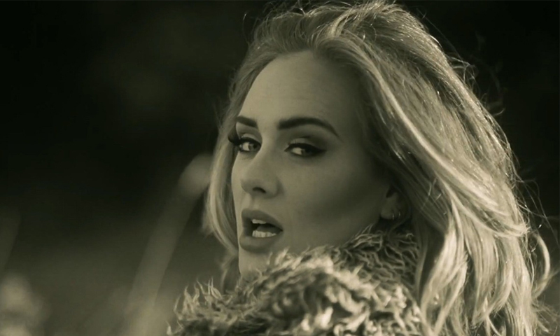 Adele – You had me at Hello!