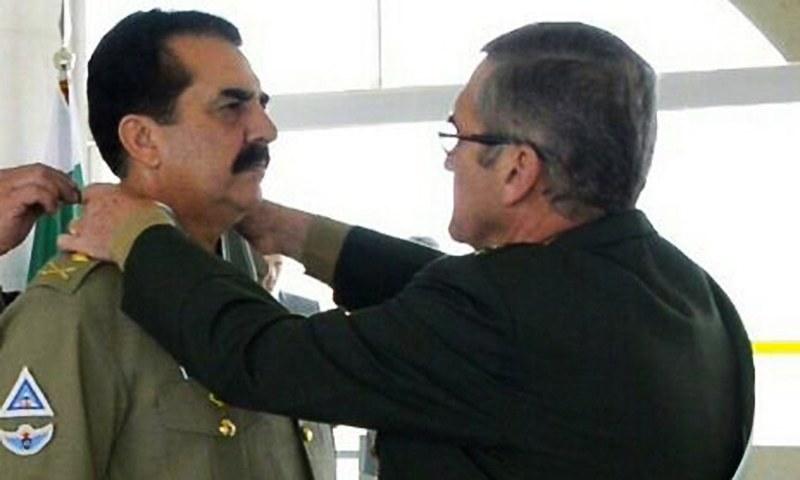 - Courtesy Lt Gen Asim Bajwa twitter