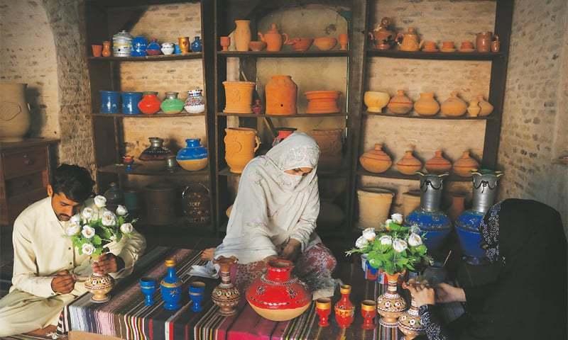 Heritage Handicraft Revival In Peshawar Newspaper Dawn Com