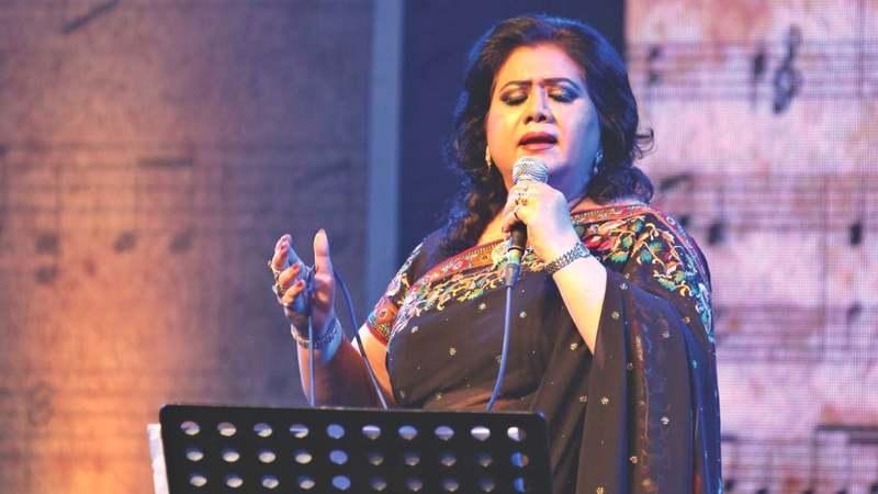 Laila became a sensation across the subcontinent in 1972 when she sang Mera Babu Chhail Chabeela for the Pakistani movie Mann Ki Jeet – dailystar.net