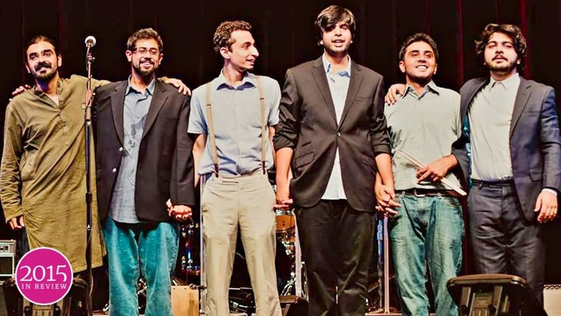 You're always looking for something 'Pakistani' to brag about while abroad, right? Well, Poor Rich Boy's 'We Are Your Friends' might be it. Read on to discover the best of indie music in 2015. – Photo courtesy PRB's Facebook page