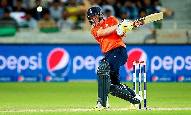 Sam Billings kept his cool to play a decisive innings of 61 off 48 balls. — AFP/File