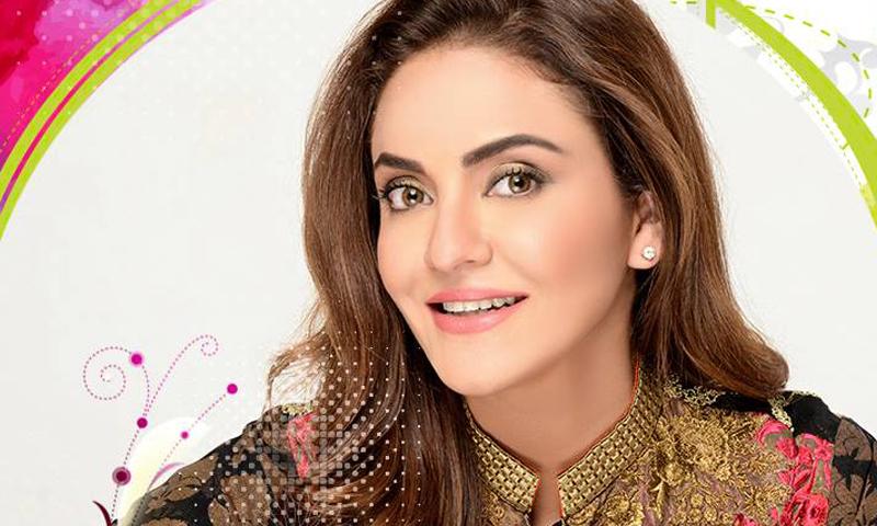 nadia khan home in islamabad
